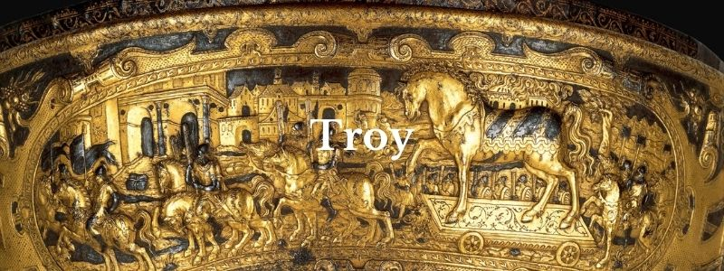 The Troy Collection