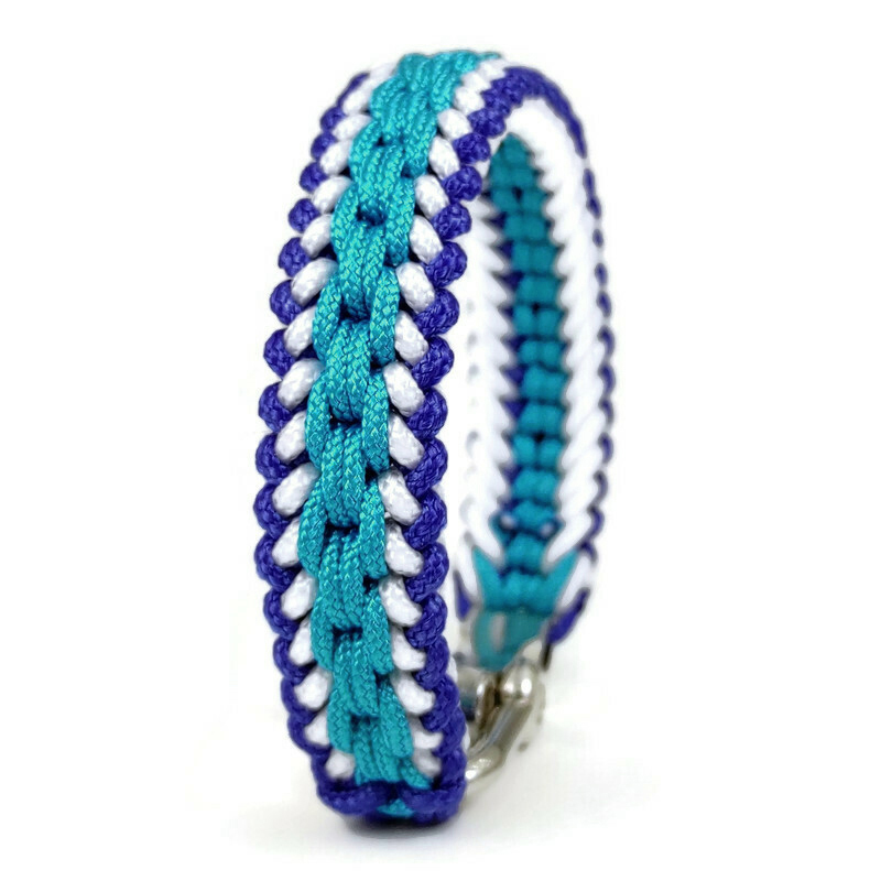 Bosphorus Collection Pera Paracord Bracelet